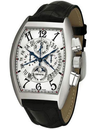 维修服务中心维修好的法穆兰手表展示