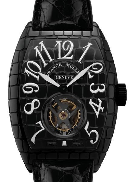 法穆兰手表维修中心展示手表
