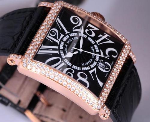 法穆兰手表维修多少钱