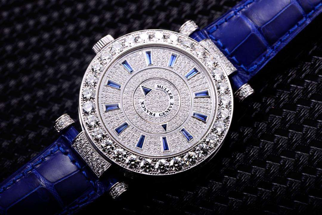 法穆兰手表皮表带有异味怎么办?