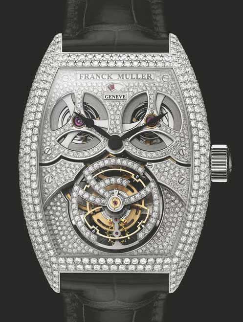 北京法穆兰手表保养